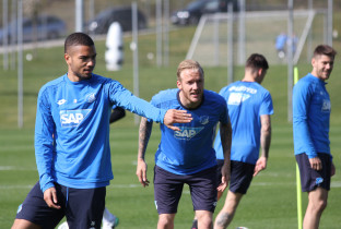 20170411 sap hoffenheim training TSGBMG 04