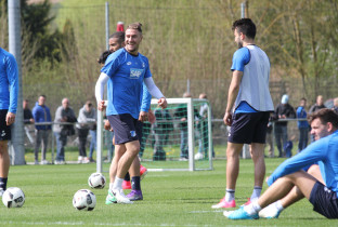 20170411 sap hoffenheim training TSGBMG 22