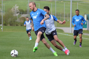 20170411 sap hoffenheim training TSGBMG 10