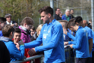 20170411 sap hoffenheim training TSGBMG 25