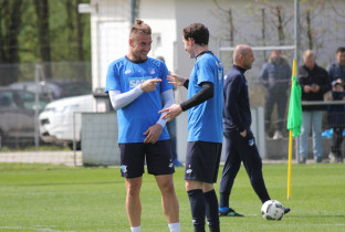 20170411 sap hoffenheim training TSGBMG 20