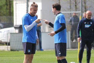 20170411 sap hoffenheim training TSGBMG 21