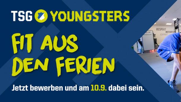 23082019 sap Hoffenheim Header Youngsters Fit aus den Ferien