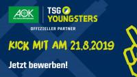 190729  sap Hoffenheim Youngsters Kick Header