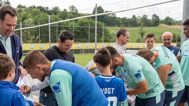 14082019 sap Hoffenheim Hoffi Club Neumitgliederevent 130819