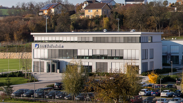 Tsg Hoffenheim Geschäftsstelle