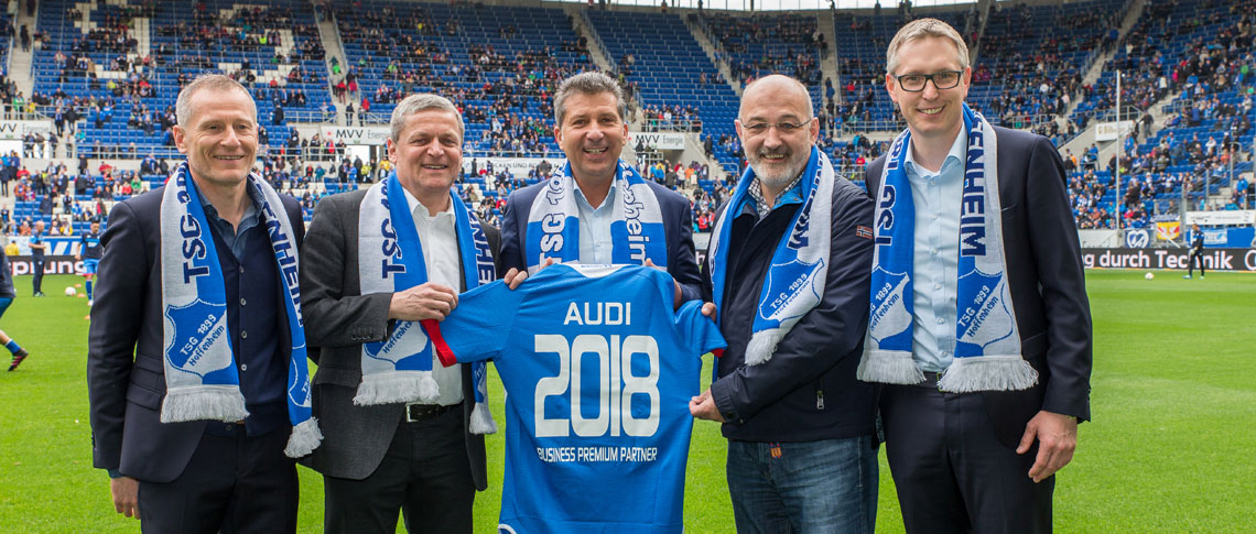 Hoffenheim Sponsoren