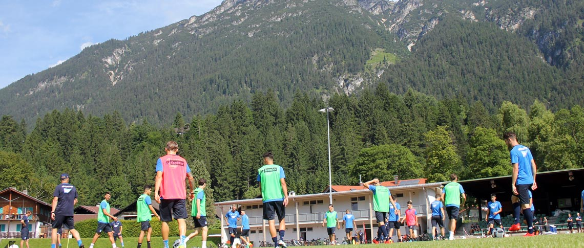 Summer travel plan: TSG to play in Telekom Cup