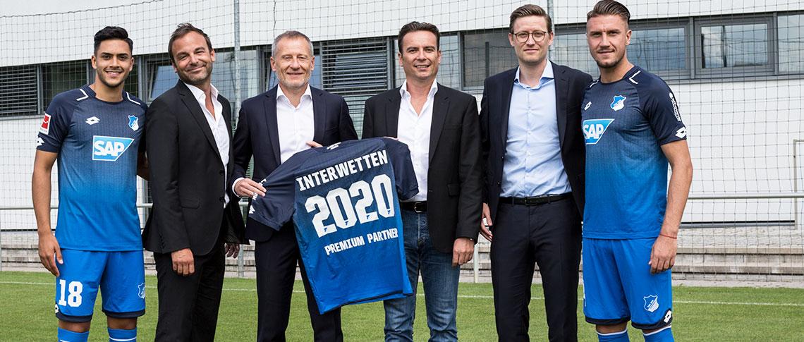 Interwetten are TSG\'s newest partner » achtzehn99