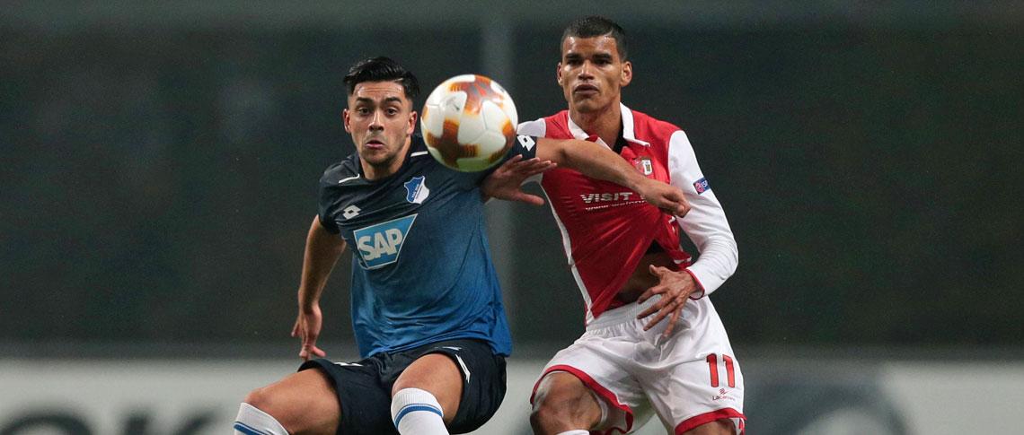 Niederlage in Braga - Aus in der Europa League » achtzehn99