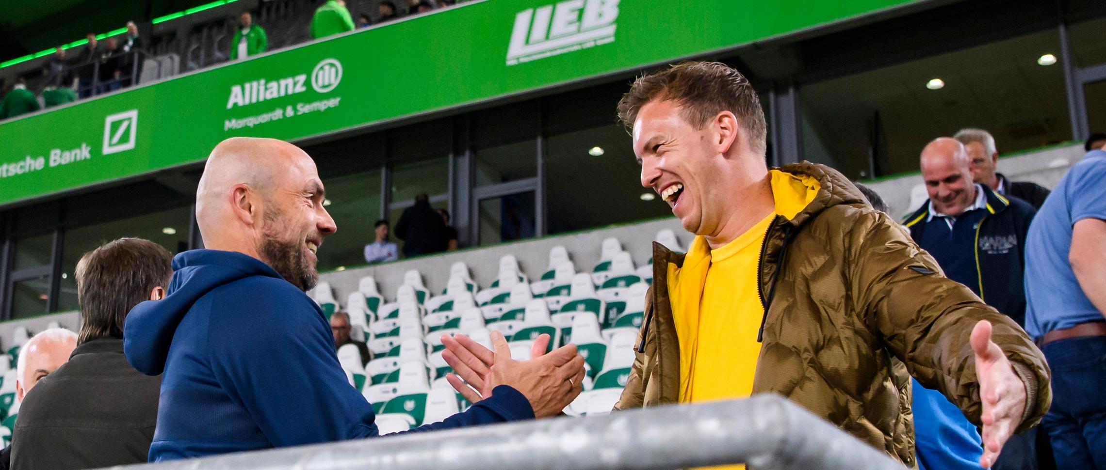 RBLTSG: First time facing Nagelsmann » TSG Hoffenheim