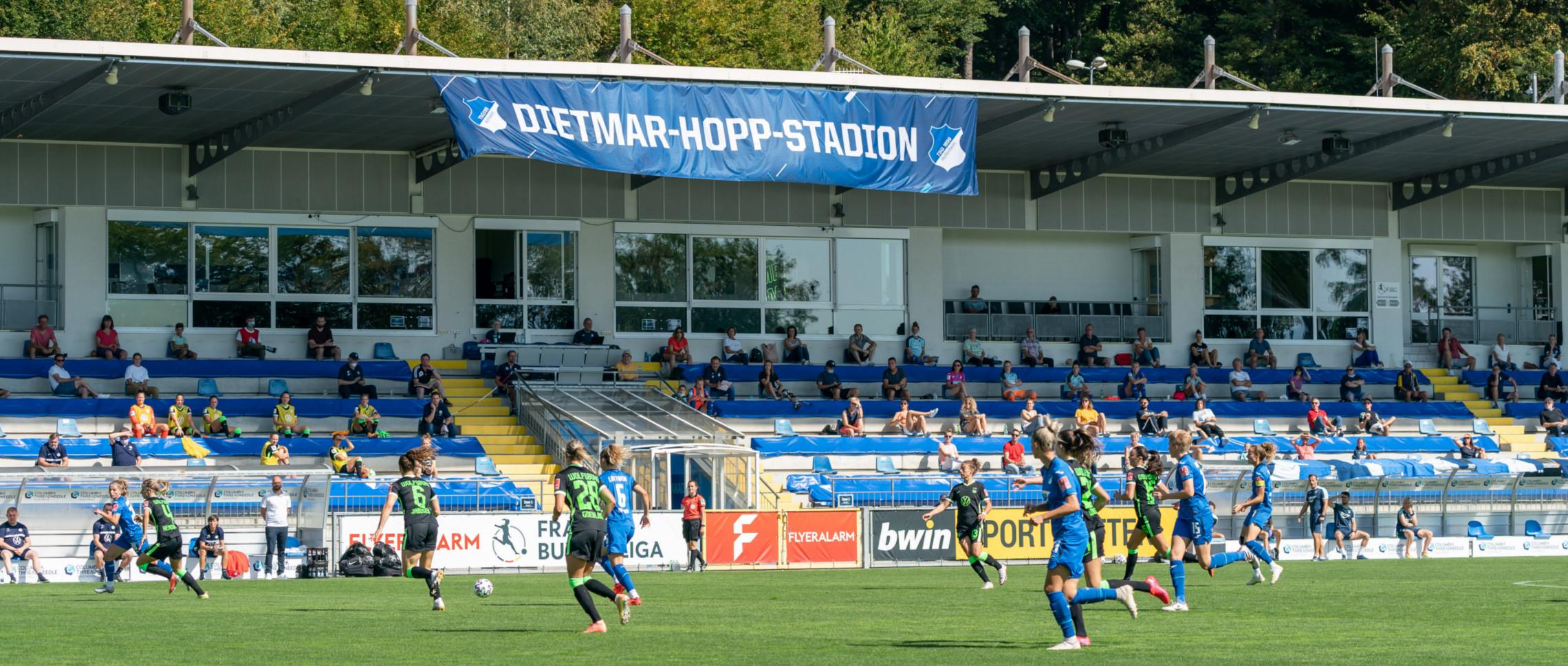 Werder Hoffenheim Tickets