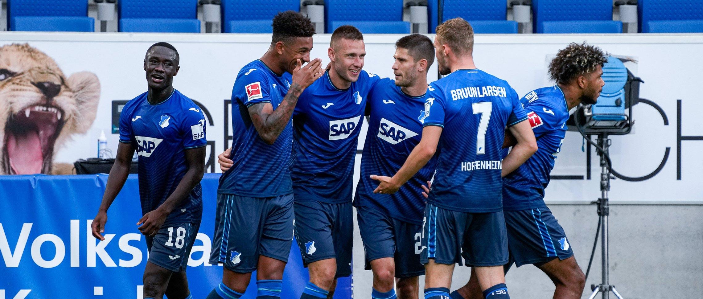 Three TSG players make Team of the Round » TSG Hoffenheim